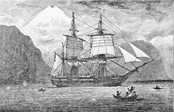 Charles Darwin Voyage of the HMS Beagle