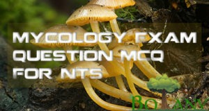 Mycology Exam Question MCQ